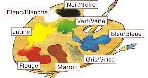 Aprende los colores en francés